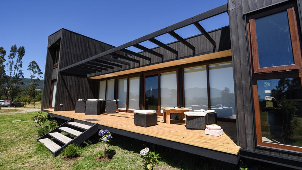 ¿ Cuando nace el concepto de casa prefabricada?